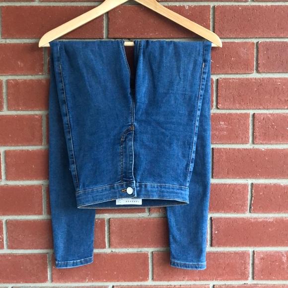 Joni skinny blue jeans